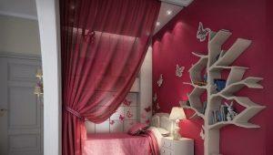Детские кровати для ребенка от 2 лет