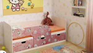Детские кровати Минима
