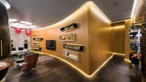 Дизайн квартиры-студии площадью 25 кв. м