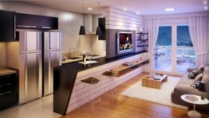 Дизайн квартиры-студии: современные идеи