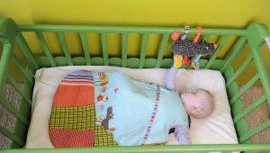 Игрушки для новорожденных на кроватку и коляску