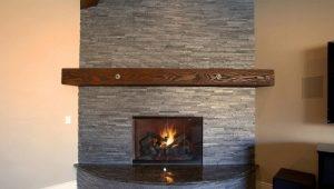 Шамотные плиты для камина и их особенности