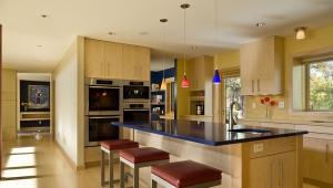 Табуретки для кухни с мягким сиденьем