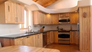 Кухня из мебельных щитов своими руками