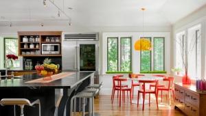 Стулья со спинкой на кухню