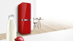 Цветовые решения холодильников Bosch