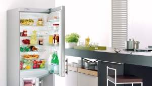 Двухкамерные холодильники с нижней морозильной камерой
