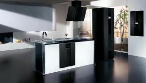 Двухкамерный холодильник Ariston
