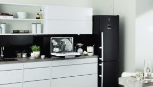 Двухкамерный холодильник Electrolux с системой No Frost