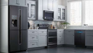 Габариты для холодильников Samsung