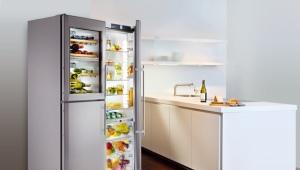 Размеры холодильника Side by Side