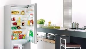 Ширина холодильника LG