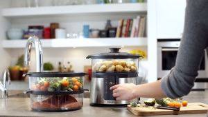 Стоит ли готовить еду в пароварке: польза и вред
