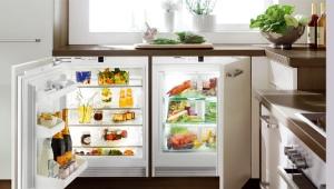 Встраиваемый холодильник без морозильной камеры