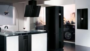 Холодильники черного цвета