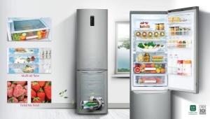 Холодильники с сухой заморозкой