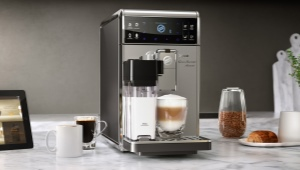 Выбор кофемашины для дома