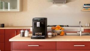 Зерновая кофемашина для дома