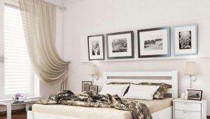 Белые кровати с подъемным механизмом