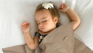 Детские шерстяные одеяла