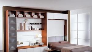 Двуспальные кровати-трансформеры