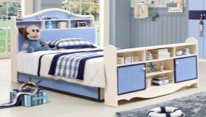 Какие размеры бывают у односпальной кровати?