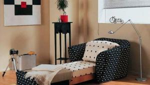 Компактные кресла-кровати