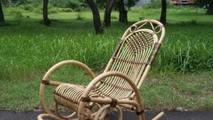 Кресла-качалки своими руками