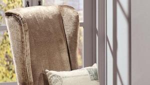 Кресла с высокой спинкой