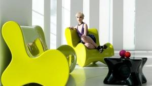 Кресла в различных стилях