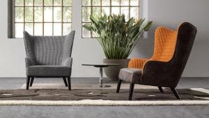 Кресло в стиле «лофт»