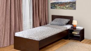 Кровати с подъемным механизмом 90х200 см