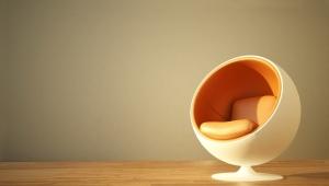 Круглое кресло