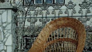 Маятниковое кресло-качалка