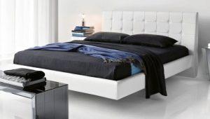 «Парящая» кровать