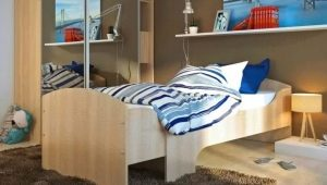 Раздвижные кровати: разновидности