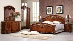 Спальни фабрики «Диа Мебель»