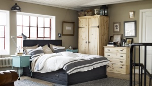 Спальни Ikea