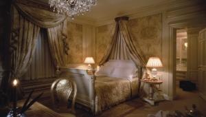 Спальня в английском стиле