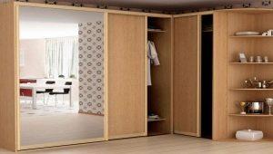 Как собрать шкаф?