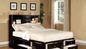 Кровать-комод для спальни