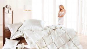 Летние и зимние одеяла