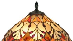 Настольные лампы Tiffany