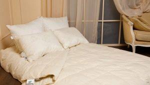 Одеяла с холлофайбером