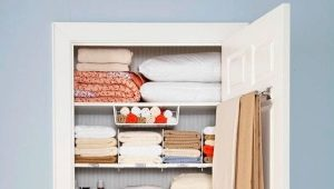 Шкафы для белья