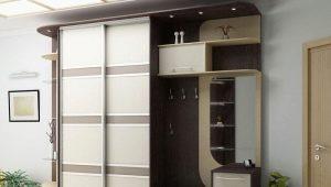 Шкафы в прихожую: идеи дизайна
