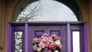 Деревянные входные двери для частных домов