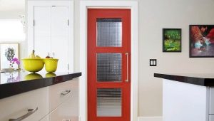 Двери для кухни: рекомендации по выбору