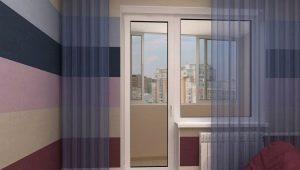 Как выбрать балконную дверь?