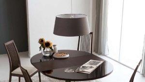 Круглые раскладные столы